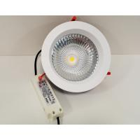 Wholesale OSRAM 18W - 30W White COB Aluminum LED Ceiling Lights Good Heat Diffuser For Residential from china suppliers