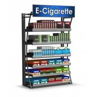 Wholesale Custom Made Cigarette Display Case , Overhead Cigarette Racks For Convenience Store from china suppliers