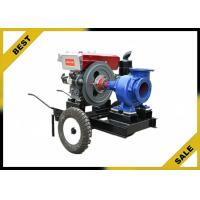 China High Pressure Water Pump Single Stage , Agriculture Diesel Engine Pump Irrigation on sale