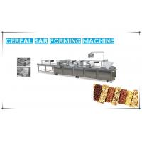 China Chocolate Cereal Bar Making Machine , Automatic Cereal Bar Production Line on sale
