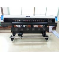 China Low price high speed and good printing quality eco solvent printer with Epson  XP600 print heads on sale