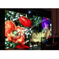 China 3mm Pixel Pitch Ultra Thin Led Screen High Definition 5000 Hours on sale