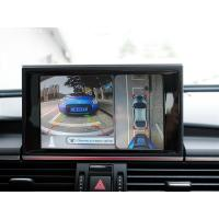 Quality Audi 360 AVM car Reverse Camera system Moving parking guide lines for sale