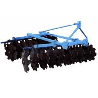 Wholesale Hydraulic Three Point Tractor Disc Harrow 1BQXJ-1.5 FOR Agricultural from china suppliers