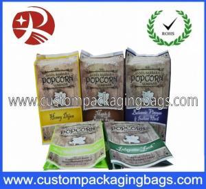 Buy cheap OPP / CPP Die Cut Plastic Food Packaging Bags / Popcorn Bag With Printing from wholesalers