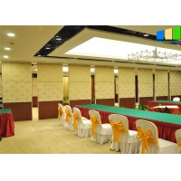 Buy cheap Stylish Funtional Movable Partition Wall For Forum Hall Customized Surface from wholesalers