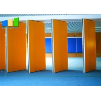 Wholesale Nigeria Hotel Movable Partition Wall Acoustic Wooden Hanging Folding Partition Wall With Variety Color from china suppliers