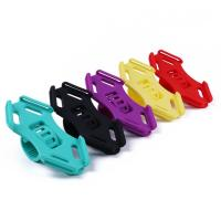 Buy cheap Flexible Silicone Bike Handlebar Cellphone Mount Rubber Strap Holder for 4.5-6.0 from wholesalers