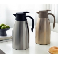 Wholesale 2000ml BSCI Stainless Steel Vacuum Insulated Teapot from china suppliers