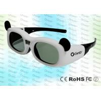 Wholesale Child DLP LINK Projector active shutter 3D glasses, 3D Education use from china suppliers