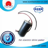 Wholesale DC MOTOR BRUSHED MOTOR ELECTRIC MOTOR 63ZYT120-22035 from china suppliers
