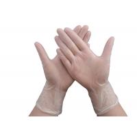 Wholesale High Sensitive Clear Disposable Pvc Gloves Powder Free from china suppliers