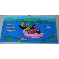 Wholesale pigment printed beach towel , loop , 100% cotton , gsm350 from china suppliers