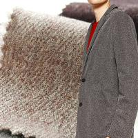 Wholesale Twill Knitted Viscose Nylon Wool Fabric For Coat from china suppliers