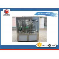 Soft Drink Beer Can Filling Machine High Speed 5.6kw 8000 - 9000CPH Stainless Steel