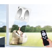 Buy cheap Electric White Automatic Window Cleaner Robot 2.5 Min / Sqm EMC Approved from wholesalers