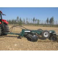 Wholesale 1BZ series Heavy-duty offset trailed hydraulic disc harrow from china suppliers