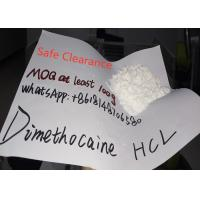 Buy cheap 99% Pure Dimethocaine Hydrochloride For Dentists / Tattoos / Fitness & Extended from wholesalers