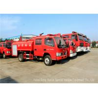 Wholesale Water Tanker Fire Fighting Truck For Fire Service With Water Pump And Fire Pump from china suppliers