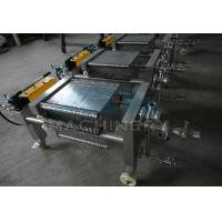 Wholesale Stainless Steel Plate and Frame Filter Press Machine from china suppliers