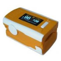 Wholesale Small Color OLED display Digital Fingertip Pulse Oximeter SPO2 PR Patient Monitor  from china suppliers