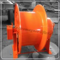Buy cheap Spring Operated Cable Reeling Drums JTA100-10-2 product