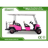 Wholesale 48 Voltage Golf Electric Car 350A Controlller 3.7KW USA Motor CE Certificate from china suppliers