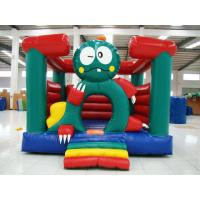 Wholesale New Design Inflatable Bouncer Combos Bottom Price Animal Theme Inflatable Bouncy from china suppliers