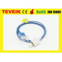 China Female 6 Pin To DB9 Pulse Oximeter Cable Reusable Spo2 Sensor For Masimo Patient Monitor on sale