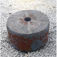 China Alloy Steel Forged Disc, 16 - 185MN Hydraulic Press Forging Tube Sheet For Power Station on sale