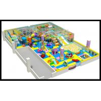 Wholesale Chinese Latest High Quality Kids Indoor Playground Best Selling Large Commercial Indoor Playground Equipment from china suppliers