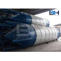 Wholesale Anti Corrosion Cement Silo , Custom Steel Structure Cement Plant Silo from china suppliers