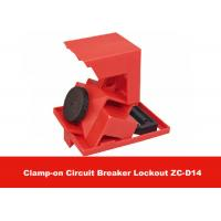 Wholesale 277V - 480V 16G Nylon Mini Clamp - On Circuit Breaker Lock Out from china suppliers