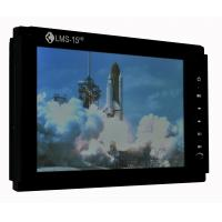 Buy cheap High Brightness Rugged LCD Monitor , 15.4 inch LCD Monitor Impact Resistant from wholesalers