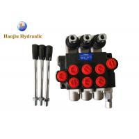 Buy cheap Professional Hydraulic Directional Control Valve Block For 3P40 With Spring from wholesalers
