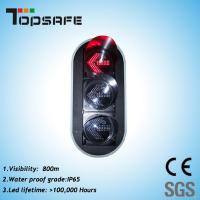 Wholesale 200mm (8 inches) LED Traffic Signal with 3 Left-Turn Arrows (TP-FX200-3-203) from china suppliers