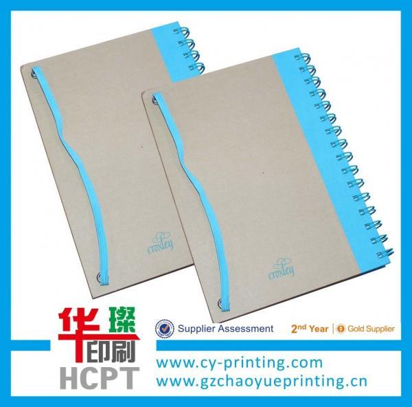 Custom paper notebooks