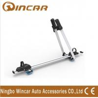 Wholesale Frame / Wheel bicycle jeep auto Adjustable Aluminum Roof Rack Bike Carrier from china suppliers