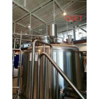 Wholesale 380V Three Phase Large Scale Brewing Equipment Brewery Fermentation Tanks from china suppliers