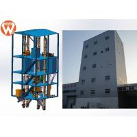Buy cheap Complete Set Pellet Production Plant , Animal Poultry Feed Production Machines from wholesalers