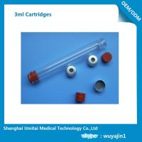 Wholesale 1.5ml Insulin Pen Cartridge For Dental / Injection / Insulin / Bio Engineering from china suppliers