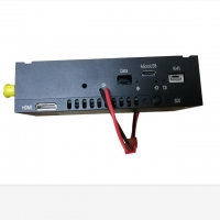 Buy cheap AES 256 70MHz Nlos Cofdm Uav HD Video Link Transmitter from wholesalers