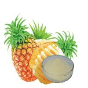 China Fruit Extract Bromelain Powder Bulk , Pineapple Extract Bromelain on sale