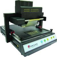 China Hot sale digital gold foil stamping machine ,plastic id card printing machine,flatbed pvc on sale