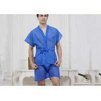 Wholesale Disposable Healthy Shorts Men Boxer , Disposable Non Woven Pants For SPA from china suppliers