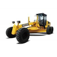 Quality SWG220 Soil Moving Equipment 220 hp Motor Grader with Cummins Engine for sale