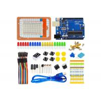 Wholesale DIY Science Arduino Starter Kit With UNO R3 Bread Board For Electronic Arduino Project from china suppliers