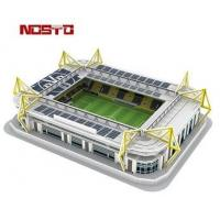 Wholesale 3D Football Stadium Replica Paper Model | Fun & Educational Toys from china suppliers