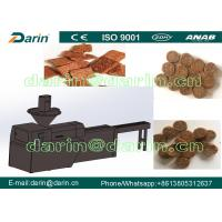 Buy cheap Pure Meat Product Type/Jerky Real Meat Dog Treats forming machine from wholesalers