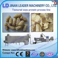 Wholesale Most popular textured tvp tsp soya bean protein food machine food processing from china suppliers